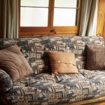 d living room futon cabin 1